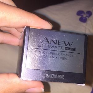 Anew ultimate night cream from Avon